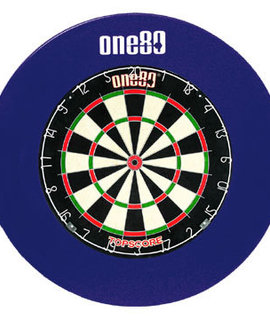 Протектор Deluxe One80 Dartboard Surround blue